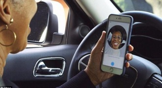 优步拟采用人脸识别系统