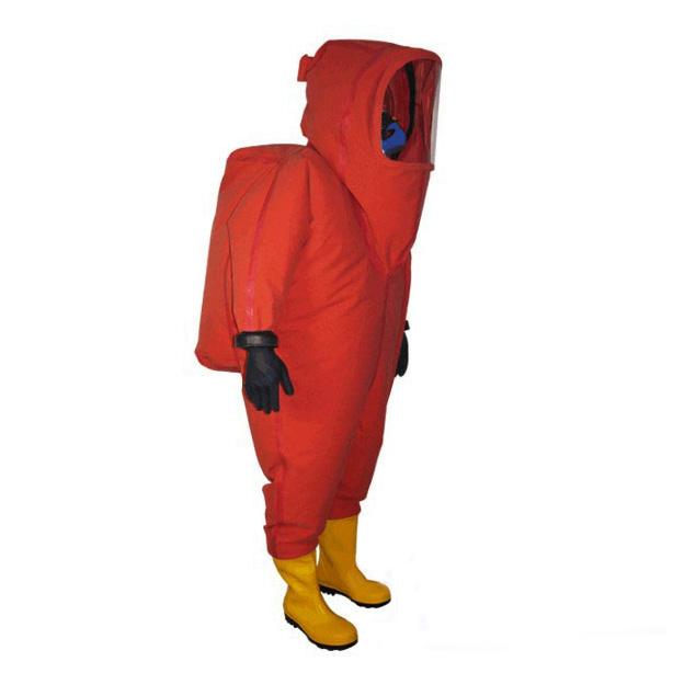 全封闭重型防化服 轻型简易型防化服 RFH-01/RFH-02型消防防化服