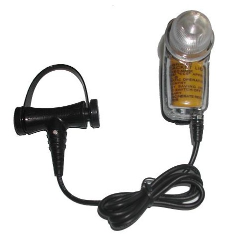 DFYD-L-B带尾巴锂电救生衣灯 闪光/常亮