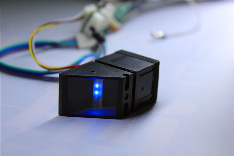 ubtc-11光学式指纹采集仪 指纹锁传感器设计电路 三星专用