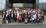 商务部2016援外培训班海外代表团莅临大华总部参观考察