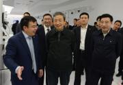 国务院副总理马凯视察大华股份