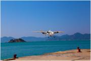 智航无人机完成首例跨海岛飞行演练