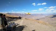 国内首例无人直升机紫燕通过测试