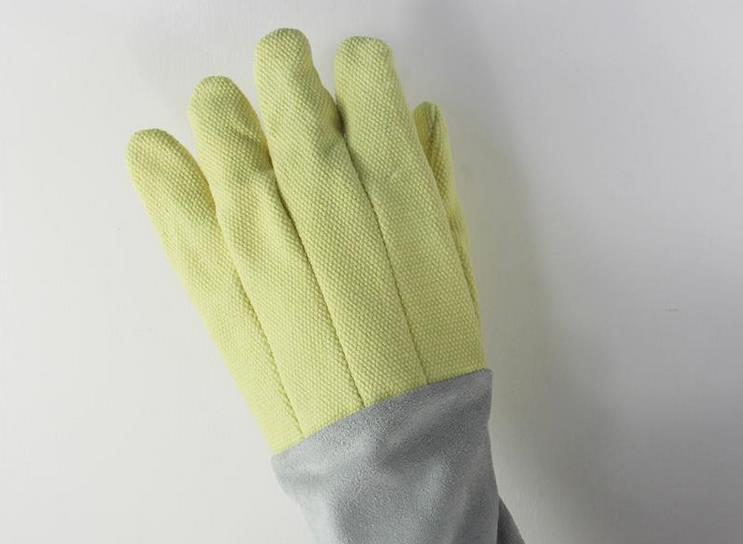 供应防高温手套 威特仕耐500度高温手套