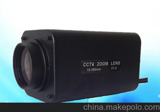 尼恩光电36倍透雾镜头 10-360mm高清长焦监控镜头