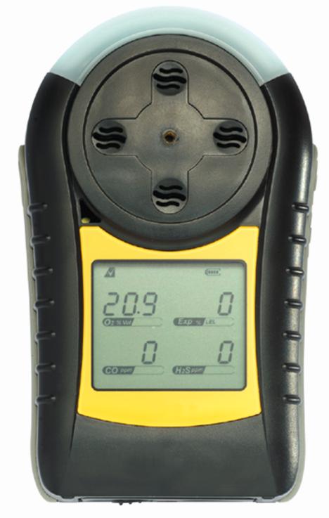 霍尼韦尔bw四合一可燃性气体报警器
