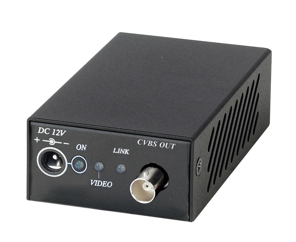 HD-TVI/AHD/CVBS影像轉WIFI發送器