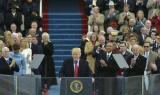 """特朗普-何以""""有恃无恐""""就职典礼原来靠它"""