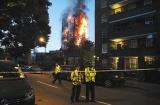 伦敦公寓大火致12死68伤