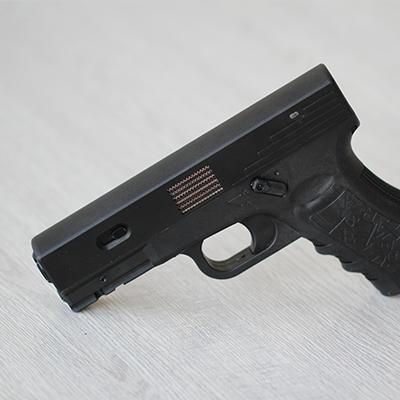 激光眩目枪,眩目器