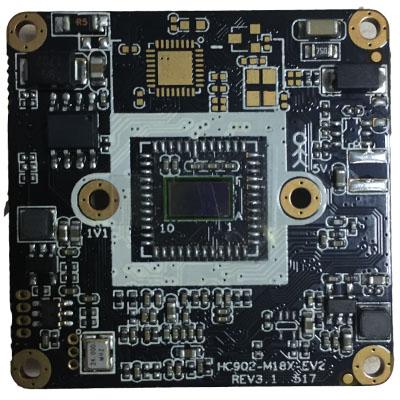 200万像素模组HI3518E-0806 网络摄像机PCBA 支持海康私有协议