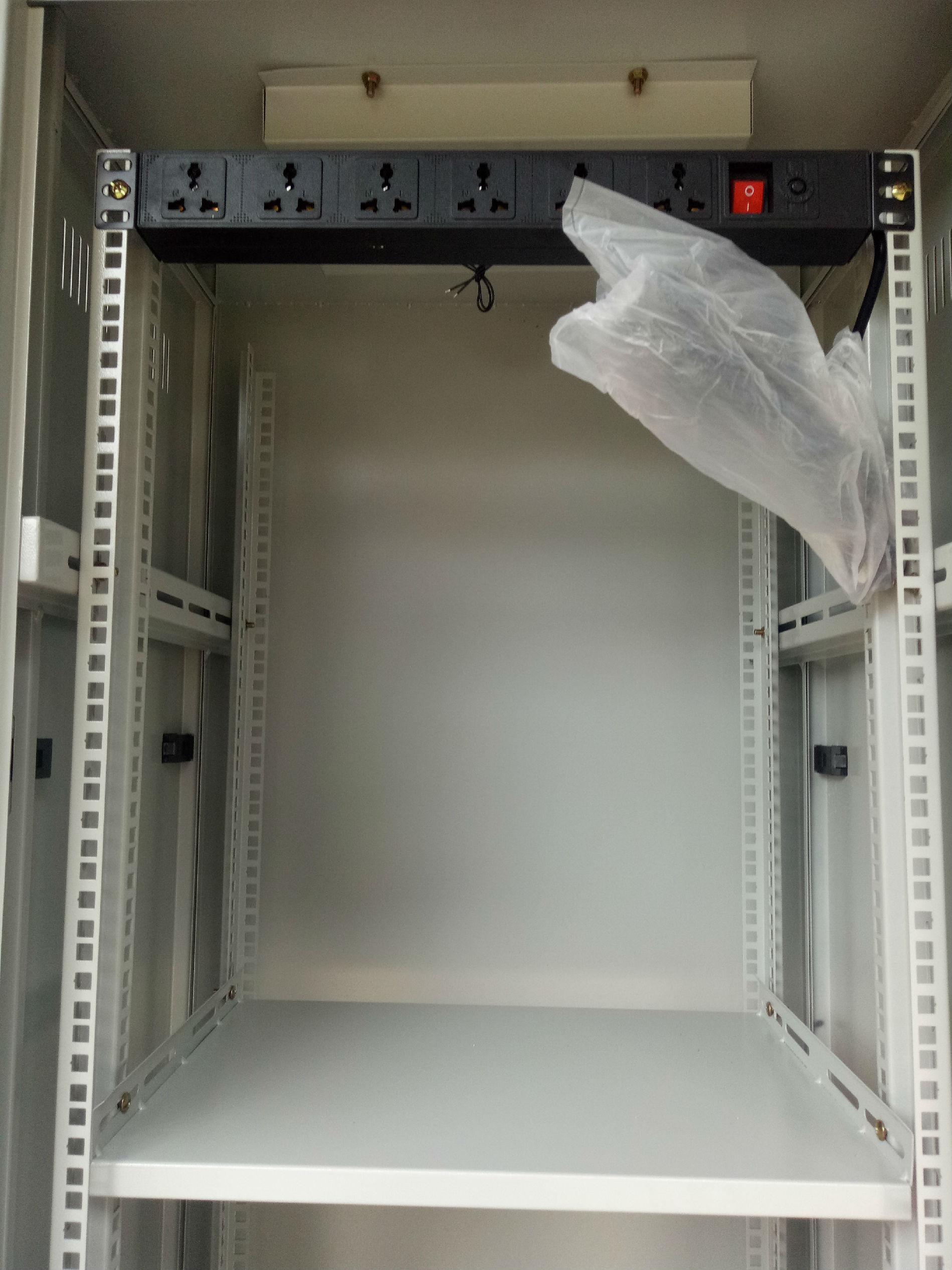 网络机柜服务器机柜墙壁式机柜42U前后网孔门,厂家批发网络机