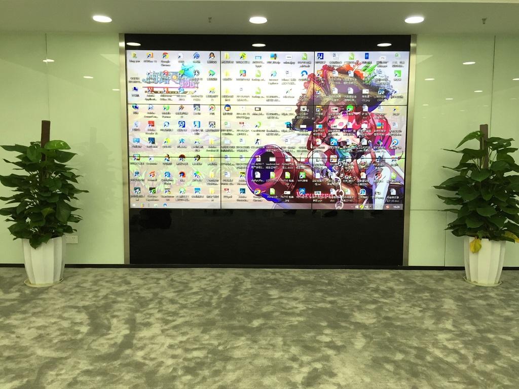 湖南液晶拼接屏   A+厂家 3C认证