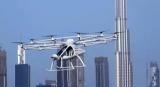 世界首辆飞行汽车在迪拜试飞成功