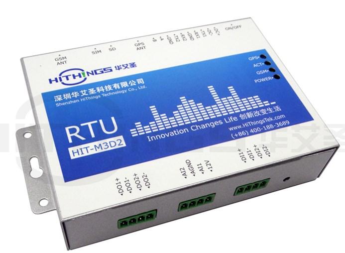 农业养殖的溶解氧在线监控,工业型RTU远程监控传输报警终端