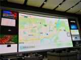 洲明高清LED屏助力深圳安防墙