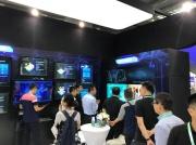 依图科技亮相2017安博会