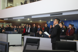 全国安协联盟在青岛参观考察