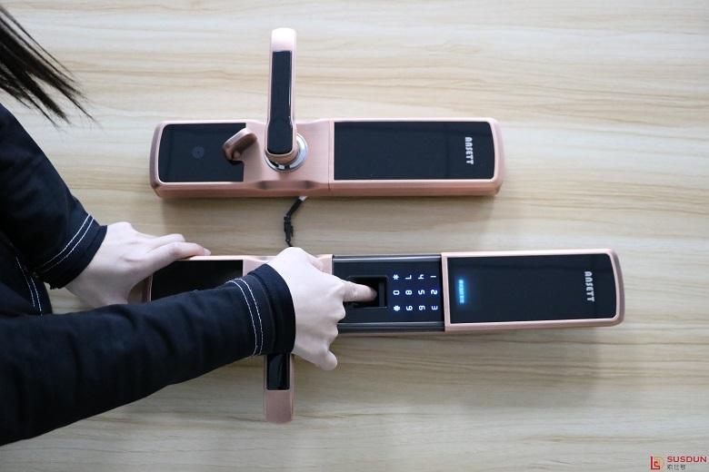 杭州电子密码锁品牌 | 索仕顿家用防盗智能锁——财产安全首选产品