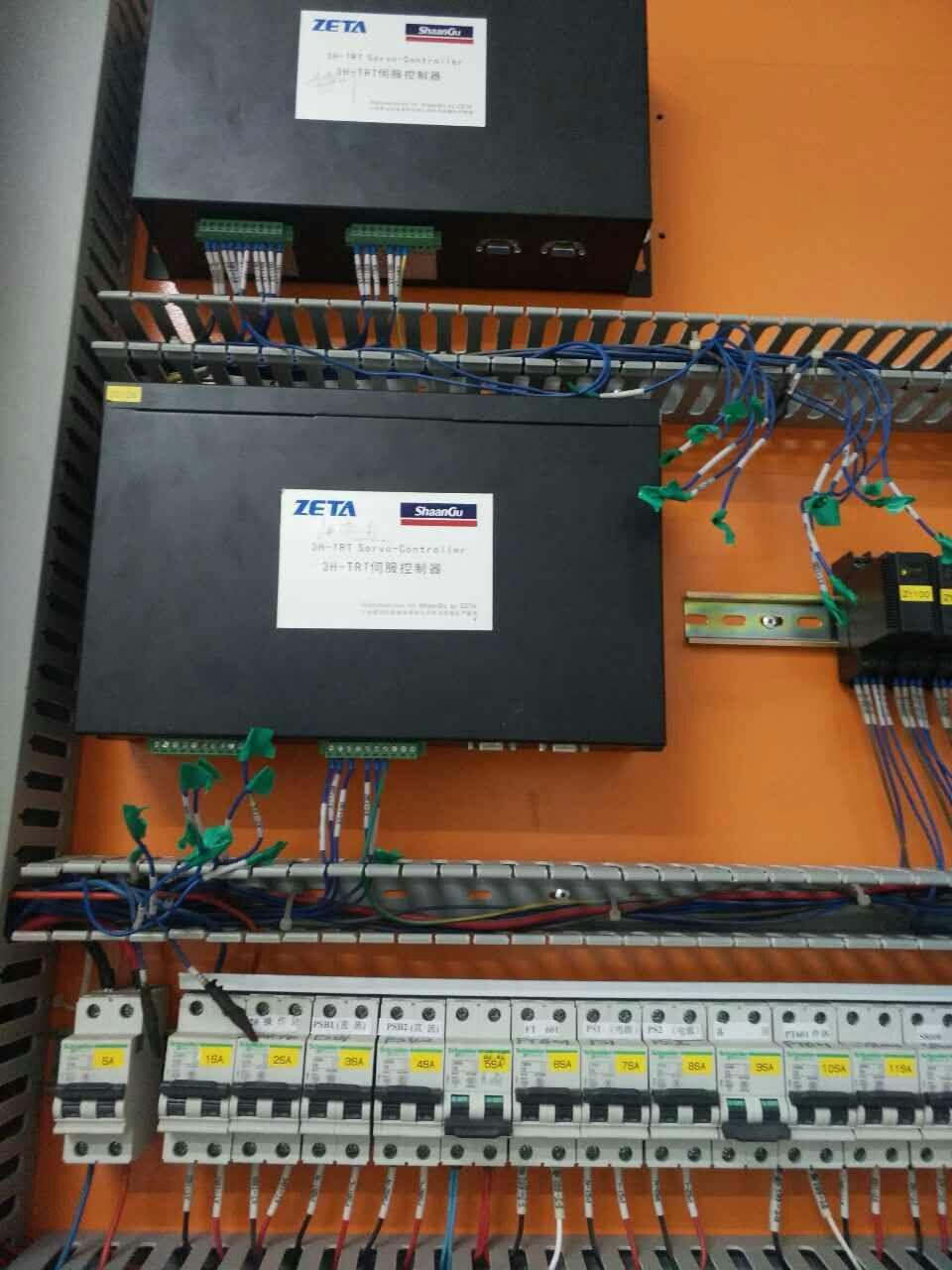 伺服控制器ZSA-1C-1T提供现场技术支持