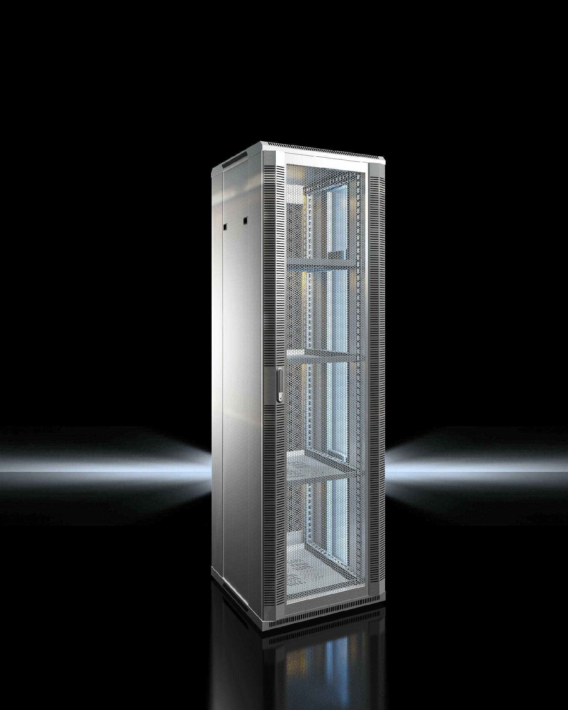 网络机柜列头柜配电柜操作台电视墙模块化数据中心