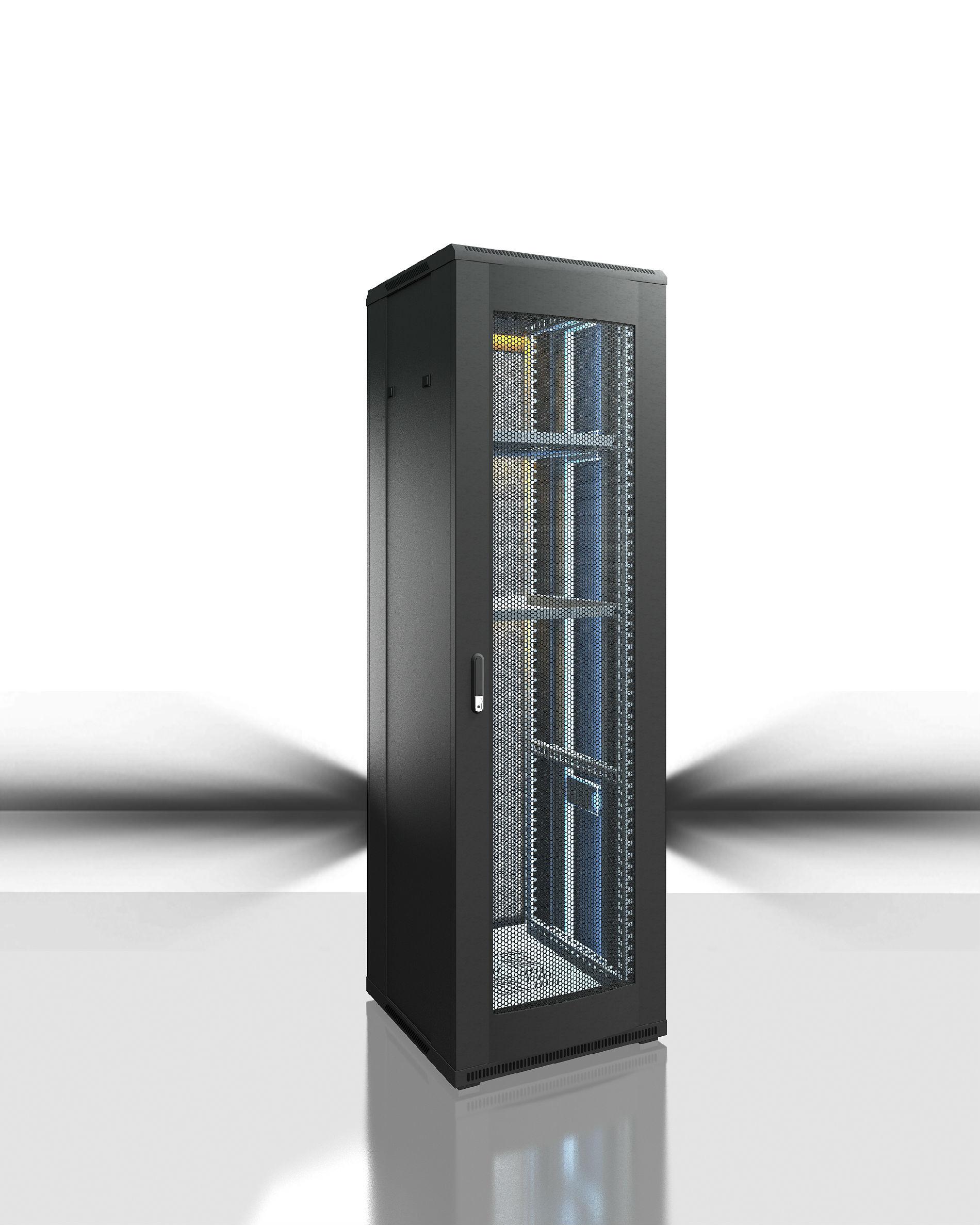 网络机柜列头柜配电柜操作台电视墙模块化数据中心PDU电源