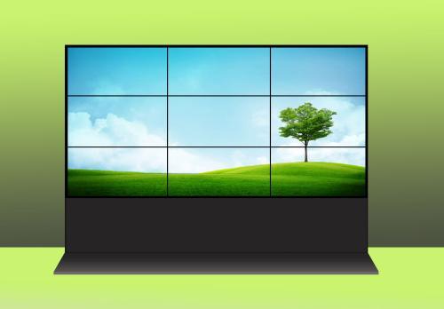 菏泽创维拼接大屏,济南监控机房拼接屏,山东46寸HDMI液晶屏