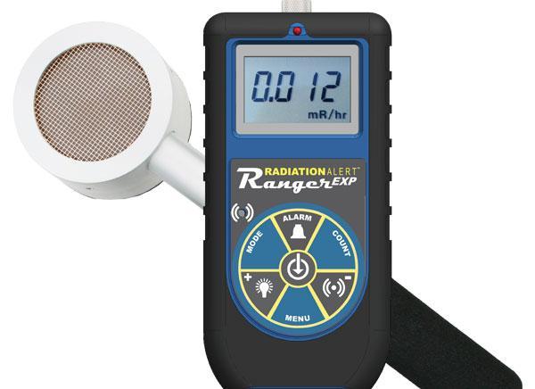 美国Ranger EXP多功能表面污染核辐射检测仪