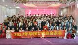 华视电子举办2017年总结大会