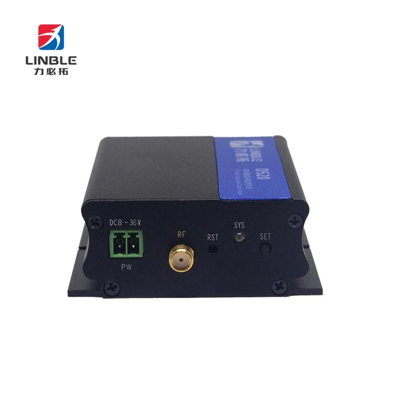 力必拓D520干式消防气体管道压力无线远程监控系统