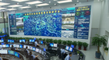 访安徽省厅科技信息化处副处长刘琼