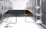 高清网络监控应用中的交换机配置