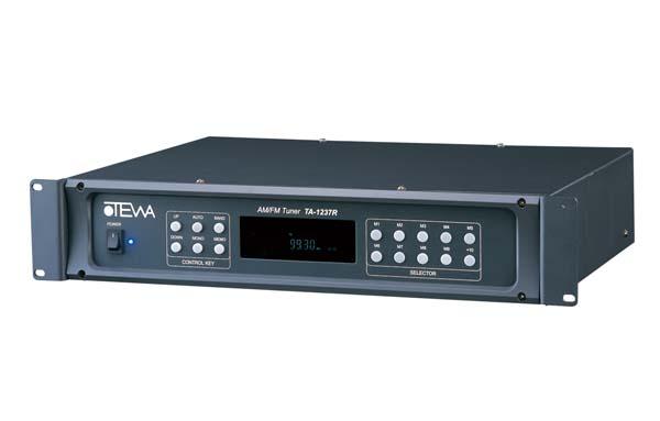 OTEWA公共广播系统受控AM/FM调谐器TA1237R