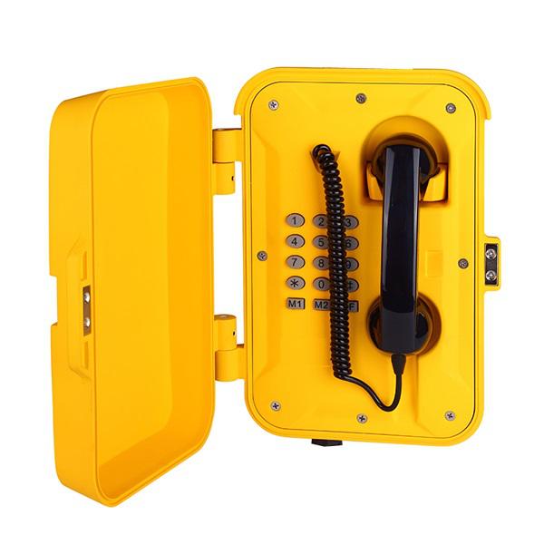 IP消防电话机生产厂家 防水消防电话机