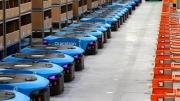 智能仓储机器人发展前景不可估量