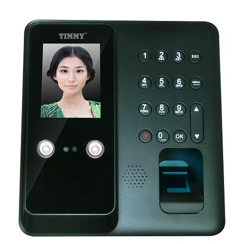 天美TM-F6000人脸指纹自助式考勤机