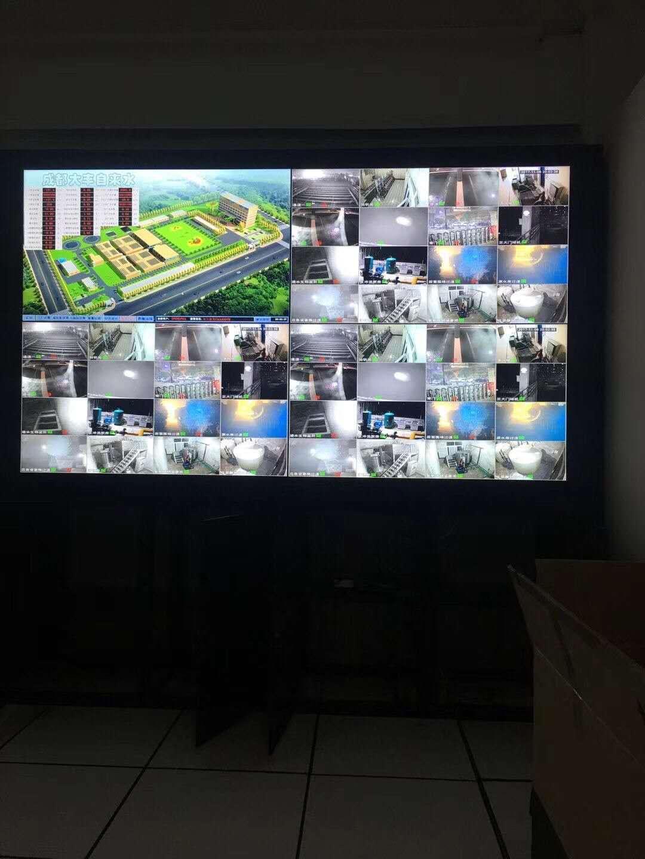 捷烁网络矩阵H.265高清视频解码拼接视频服务器监控主机处理器