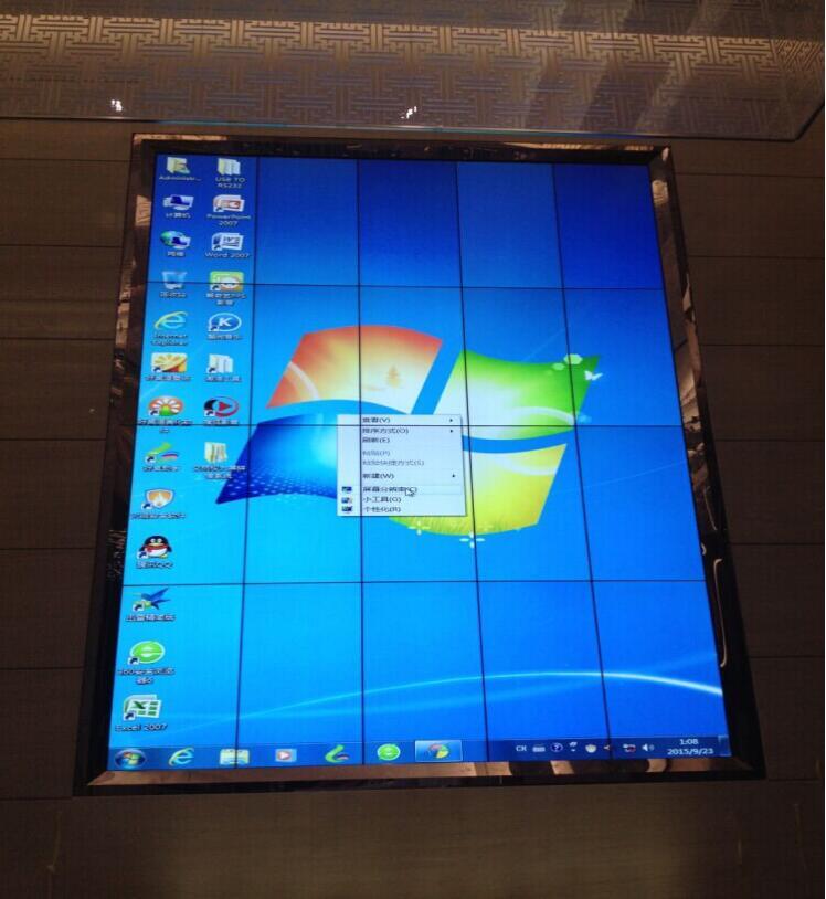 陕西显示屏厂家  液晶拼接屏  LED屏 液晶显示屏