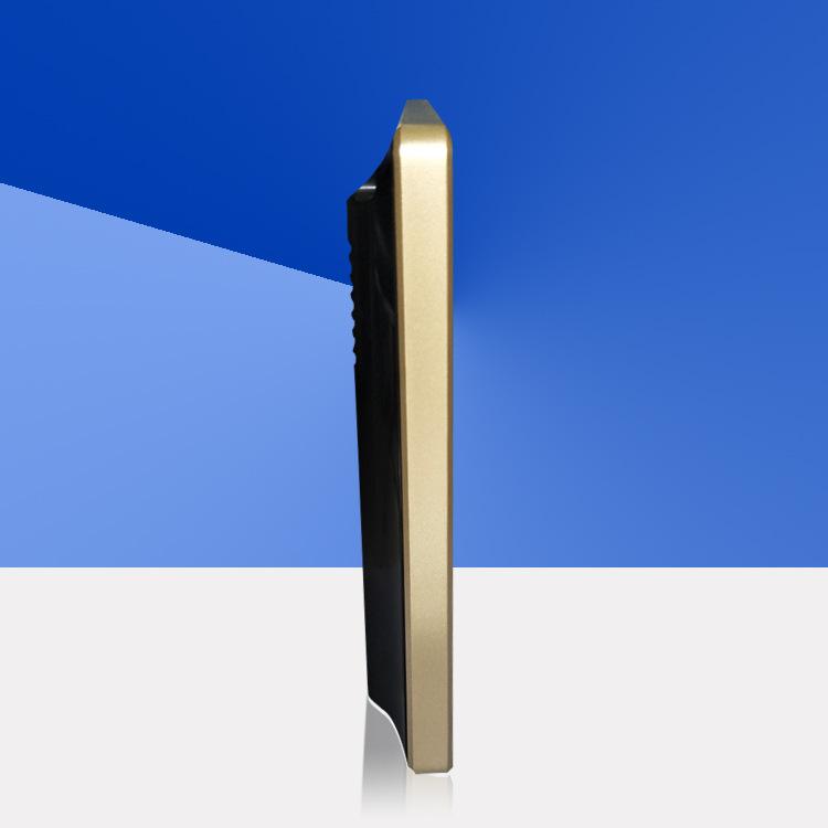 新款安居乐数字可视对讲门铃7寸彩色触摸屏室内分机话机楼宇对讲