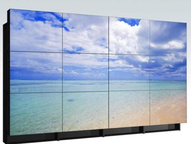深圳鼎视49寸大屏幕液晶拼接显示电视墙(图)期待您的来电及咨询