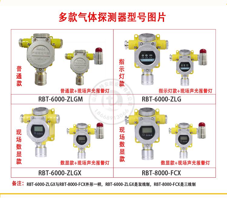 制冷剂R32气体泄漏探测器