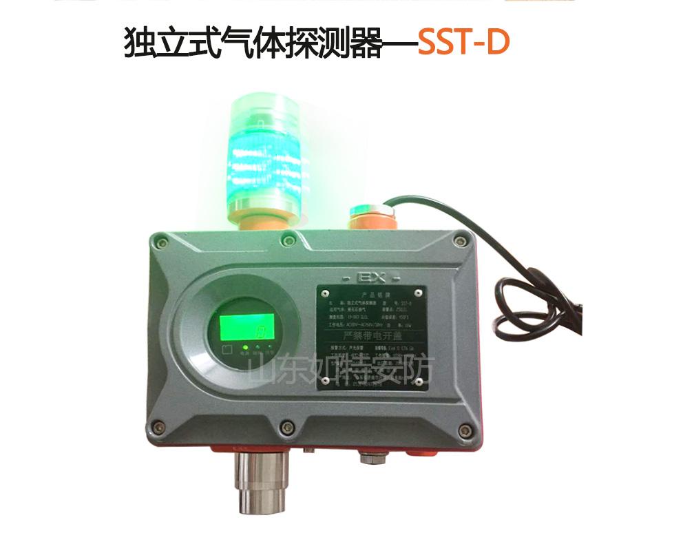 独立式防水气体报警探测器