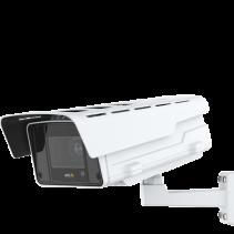"""AXIS Q1645-LE 网络摄像机 1/2"""" 传感器和""""慧视""""红外照明技术可实现高速视频"""