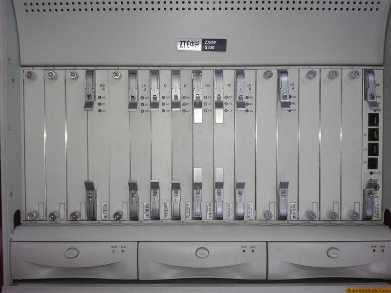 中兴SDH光端机ZXMPS330