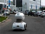 安防机器人机器人前景广阔