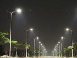 哈尔滨多盏路灯接入智慧路灯系统