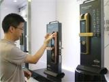 智能门锁革命的指静脉技术