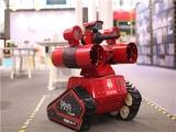 消防机器人技术难题为限制原因