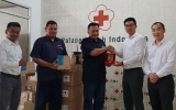 海能达携手印尼红十字会参与印尼龙目岛地震救援